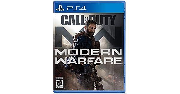 Amazon.com: Call of Duty: Modern Warfare - PlayStation 4 ...