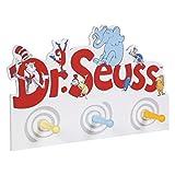Trend Lab Dr. Seuss Friends Peg Hook, Multi
