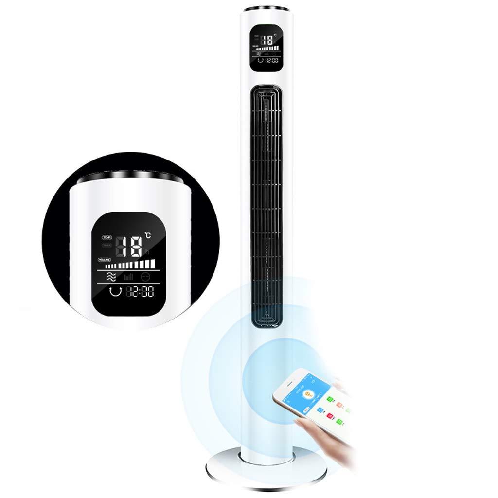 Portable Tower Floor Fan w// Air Purifier Ionizer /& Remote Control Lasko Air AC