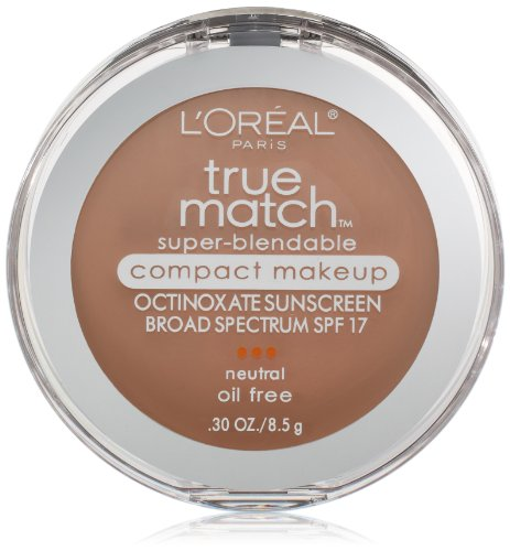 loreal-paris-true-match-super-blendable-compact-makeup-true-beige-030-ounces