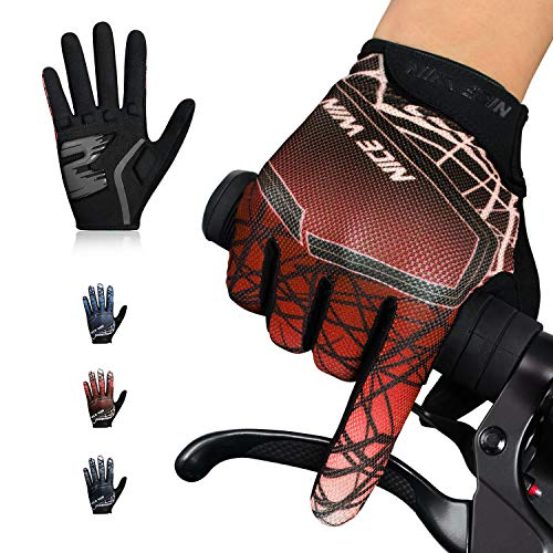 NICEWIN Motorcycle Gloves for