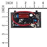Briggs & Stratton 20585GS Voltage Regulator,Black