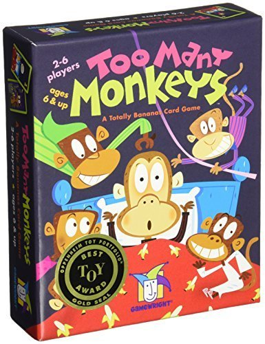 Too Many Monkeys by Gifts and Gadgets - Monkeys Many