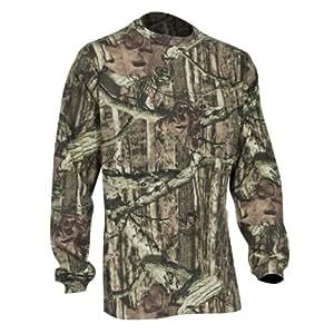 Yukon Gear Men's Hunting Long Sleeve T-Shirt, Obsession Camouflage, Medium