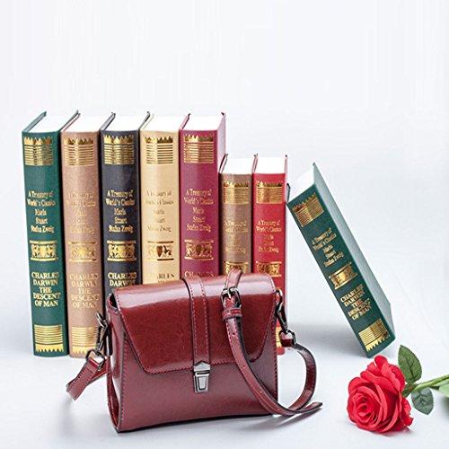 Bolso Elegante del Bolso de Embrague de Las Señoras Pequeñas Bolso Cruzado (Color : #3) #2