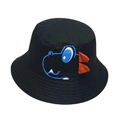 34a396e1d7ede Amazon.com  ❤ Mealeaf ❤ Baby Boy Hats Soft Cotton Sunhat Eaves ...