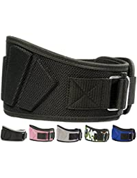 Weightlifting Belt, Olympic Lifting, Weight Belt, Weight Lifting Belt for Men and Women, 6 Inch, Back Support for Lifting