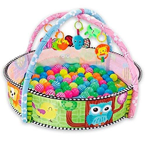 alfombra para bebé mit 30bolas, palestrina mit 4sonaglini y Netz Techo experiencia para el Baby palestrina mit 4sonaglini y Netz Techo experiencia para el Baby Dominiti