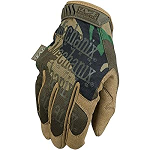 Mechanix Wear Tactical Original Woodland Camo
