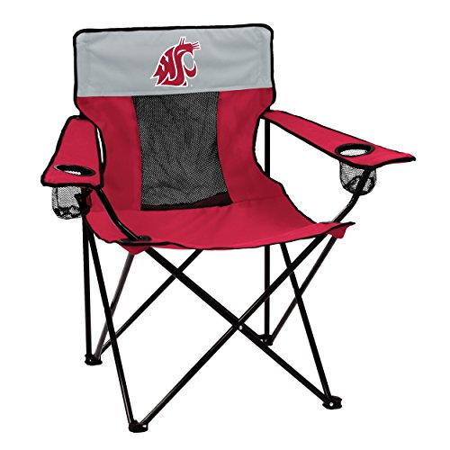 Logo Brands Collegiate Washington State Cougars Elite Chair