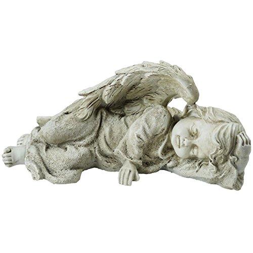 Angel Outdoor Statue - 6