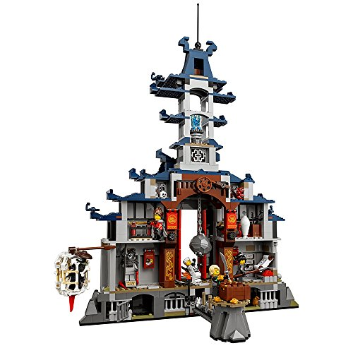 Lego Ninjago Movie Temple Ultimate Ultimate Weapon 70617