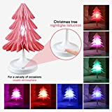 LED Night Light Color Changing USB Rechargeable