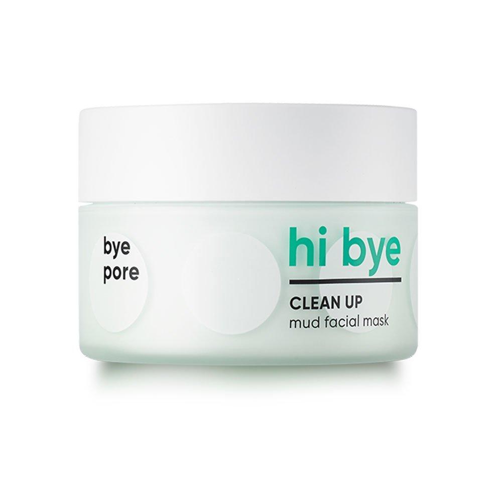 BANILA CO Hi Bye Clean Up (Mud Facial Mask, Hi Bye Clean Up)