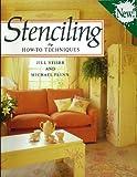 Stenciling, Jill Visser and Michael Flinn, 0517571196