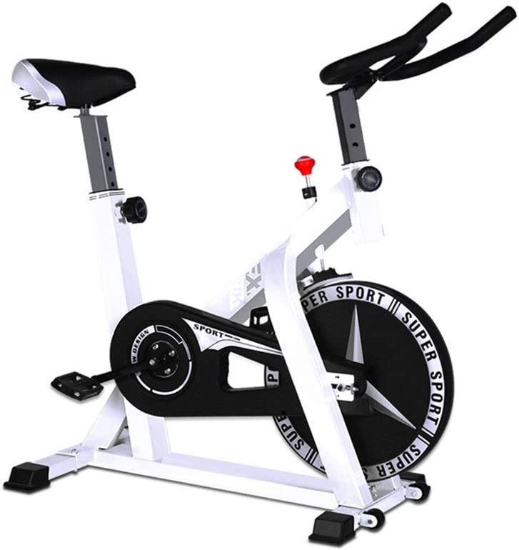 Liergou-Fitness Bicicleta de Spinning Inicio Mute Bicicleta de ...