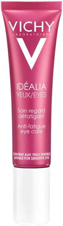 Creme Anti-idade Vichy Idéalia Olhos com 30ml