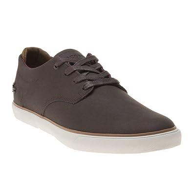 74fa97fe4ba6 Lacoste Esparre Trainers Brown: Amazon.co.uk: Shoes & Bags