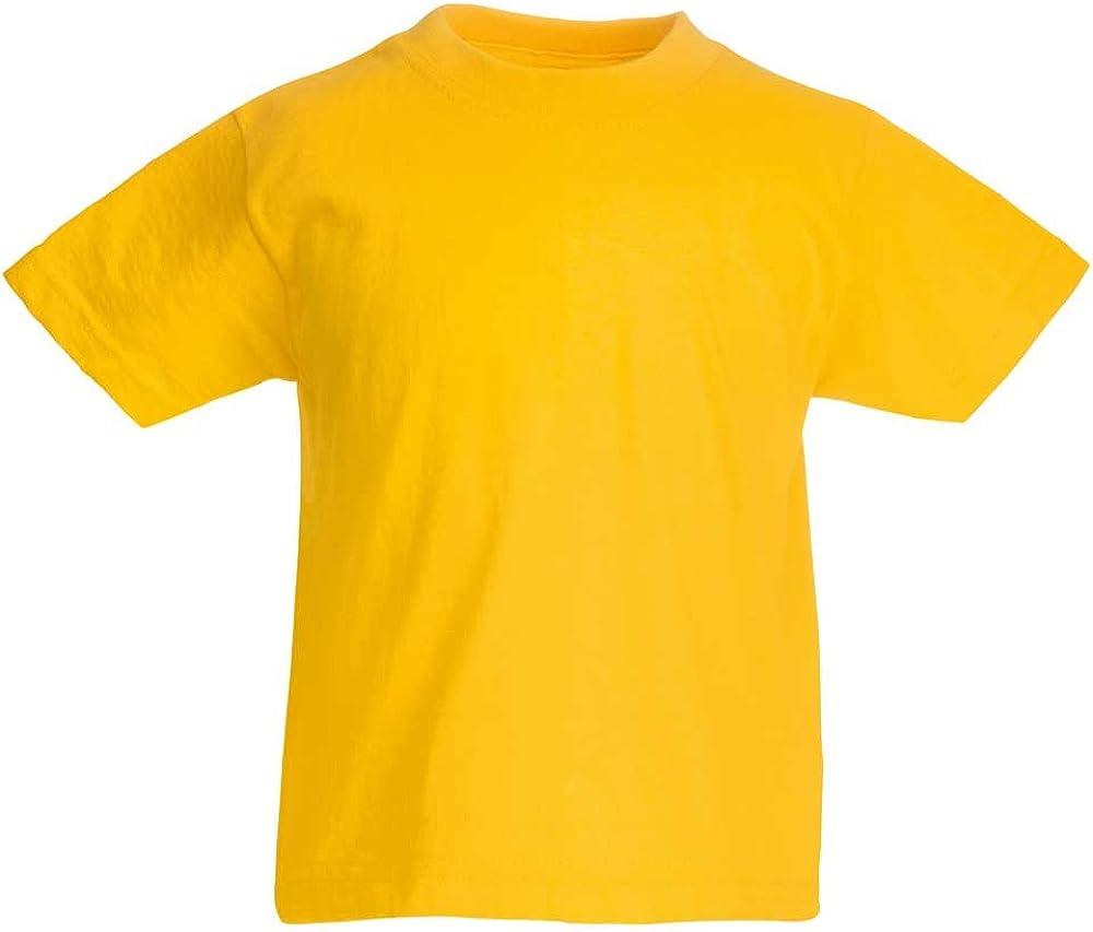 Fruit of the Loom Jungen Value T T-Shirt