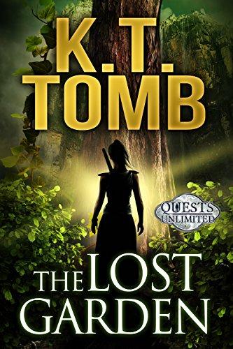 The Lost Garden (Evan Knight Book 1)