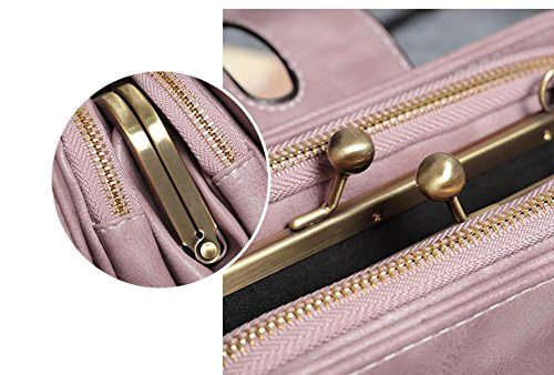 Bag Handbag Bags Women Flap Retro Women Shoulder Phone Simple Bags Mobile Floral Crossbody Lady For Meaeo fdxqZf