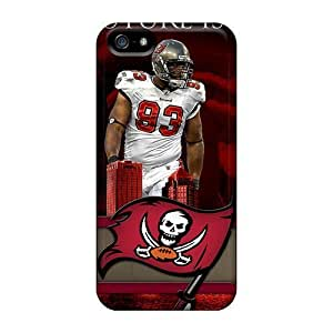 High Impact Dirt/shock Proof Cases Covers For HTC One M8 (tampa Bay Buccaneers) by icecream design