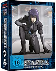 Ghost in the Shell - Stand Alone Complex - Staffel 1 [6 DVDs]