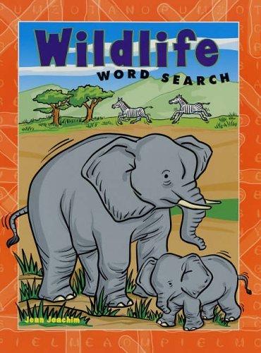 Download Wildlife Word Search by Jean Joachim (2005-12-01) pdf epub