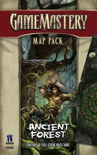 GameMastery Map-Pack: Ancient Forest: Amazon.es: Staff, Paizo, Staff, Paizo: Libros en idiomas extranjeros