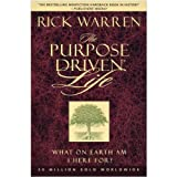img - for The Purpose Driven Life: What on Earth Am I Here For? book / textbook / text book