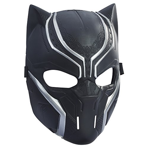 5 Closeout Covers - Marvel Black Panther Basic Mask