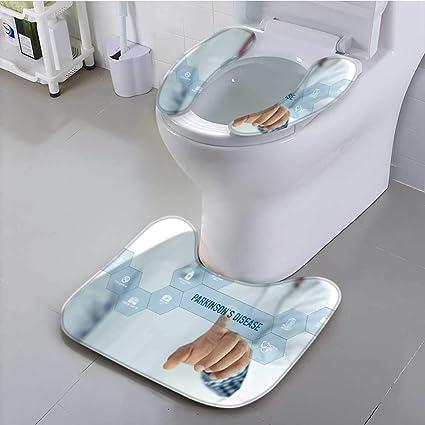 Superb Amazon Com Jiahonghome Universal Toilet Seat Parkinson S Camellatalisay Diy Chair Ideas Camellatalisaycom