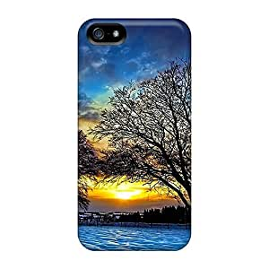 Tpu Case For Iphone 5/5s With After Snow