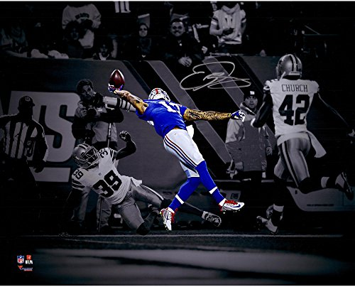 - Odell Beckham, Jr. New York Giants Autographed 16