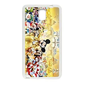 Cool-Benz disney characters Phone case for Samsung galaxy note3