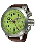 Super Size 53mm Swiss quartz movement with Alarm GMT Date function T0306