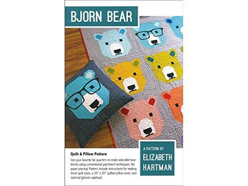 - Elizabeth Hartman Ptrn Bjorn Bear Pattern