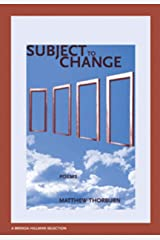 Subject to Change (Inland Seas) Paperback