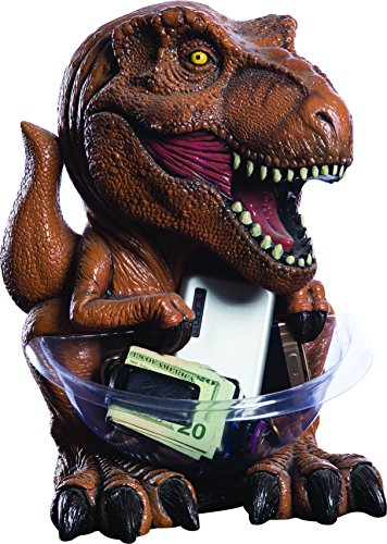 Rubie's 69067 Costume Co Jurassic World: Fallen Kingdom Candy Bowl Holder, T-Rex, Small