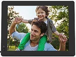 Nixplay Seed 10 WiFi Digital Photo Frame - Black