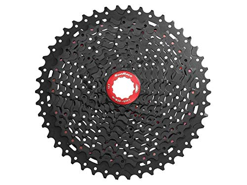 SunRace Mountain Bike Freewheels Cassette CSM990 9Speed 11-40T fit Shimano SRAM