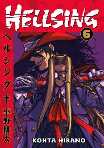 Hellsing, Vol. 6