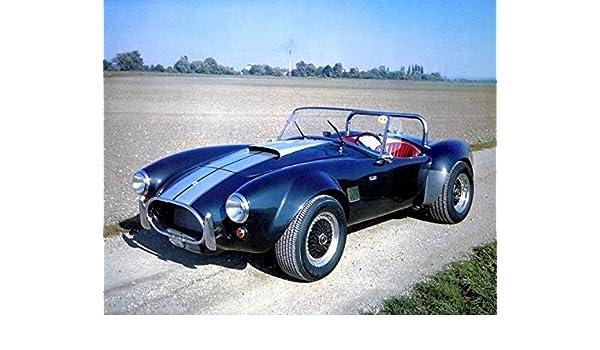 Cobra Kit Car >> Amazon Com 1986 Ford Tomaszo Shelby Cobra Kit Car Photo Poster