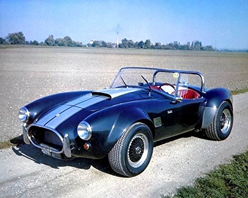 Cobra Kit Car >> Amazon Com 1986 Ford Tomaszo Shelby Cobra Kit Car Photo Poster