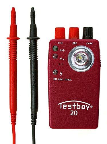 Testboy/® testeur de tension sans contact Testboy/® to 20/Plus