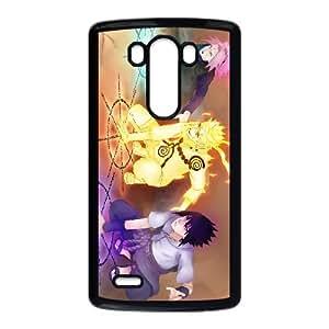 LG G3 Cell Phone Case Black naruto Shippuden JOL