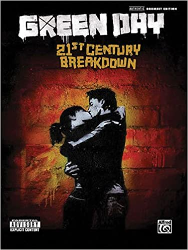 Amazon Com Green Day 21st Century Breakdown Authentic Drumset