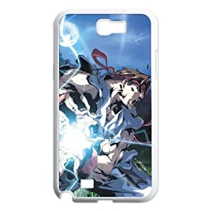 Samsung Galaxy Note 2 White phone case Street Fighter ryu Cool gift SFB9113718