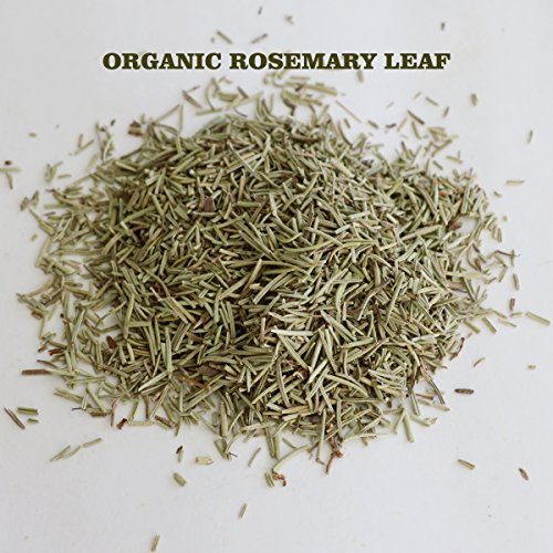 ORGANIC ROSEMARY LEAF WHOLE BULK STEMLESS (15 OZ) by Dmarketline