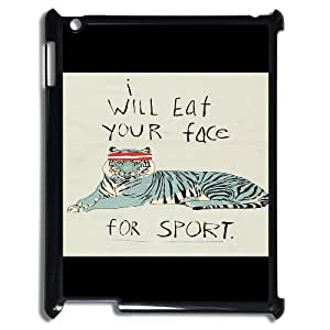 Wholesale tiger and tiger art seriesCase Cover Best For Ipad 2/3/4 Case FKLB-T525365